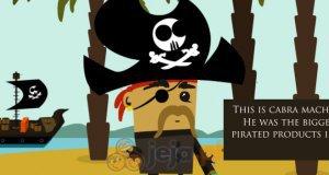 Zakręcony pirat