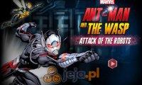 Ant-Man i Osa: Atak robotów