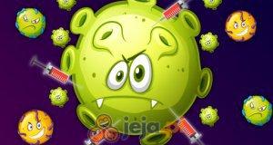 Zabij koronawirusa