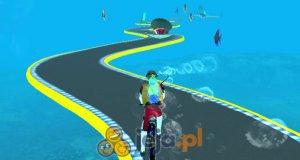 Podwodny rowerzysta