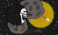Ustrzel trolla 3: Kosmos