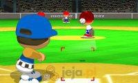 Odbij piłkę: Mecz bejsbola