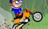 Barny na motorze