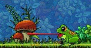 Wędrująca żaba
