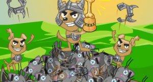 Walki futrzaków 2: Zemsta