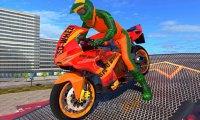 Wyzwania na motocyklu