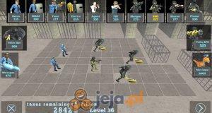 Symulator walki: Więźniowie vs policjanci