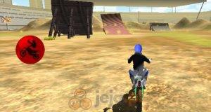 Motocyklowy freestyle