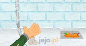 Ucieczka z lodowego zamku