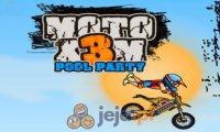 Ekstremalny Motocykl 5: Impreza Na Basenie