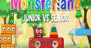 Monsterland: Junior vs Senior