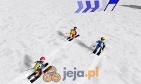Wyścigi narciarskie multiplayer