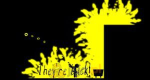 Stickman Sam 9: Ciemny labirynt