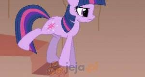My Little Pony: Nauka chodzenia Twilight