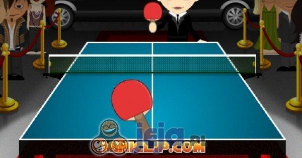 Ping-pong z gwiazdami