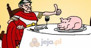Cezar na urlopie