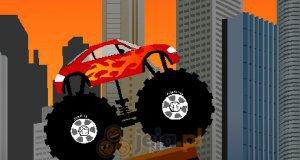 Monster truck niszczyciel
