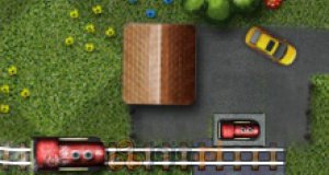 Puzzle z pociągiem 2