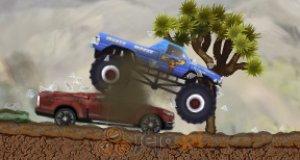 Przejażdżka monster truckiem 3