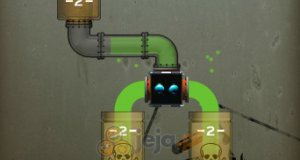 Pojemniki na wodę 3: Zatrute poziomy