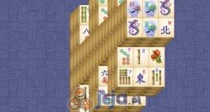 Wieże mahjong