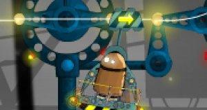Kolejkowa podróż robotów