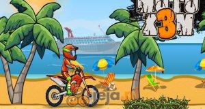 Ekstremalny motocykl HTML5