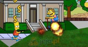 Simpsonowie: Szaleństwo Barta