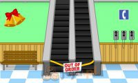 Musisz uciec z centrum handlowego
