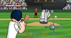 Baseball z Popeyem