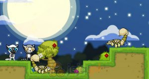 Lemury na Księżycu