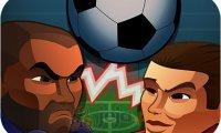 Piłkarskie głowy