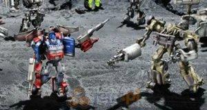 Bitwy Transformersów