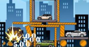 Niszczenie samochodów