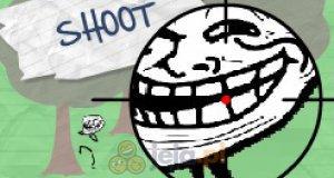 Ustrzel trolla 2