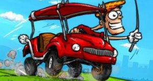 Szalony wózek golfowy 2