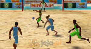 Plażowa piłka nożna