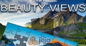 Puzzle: Krajobrazy