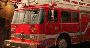 Kierowca straży pożarnej 3