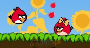 Angry Birds Cannon 3: Walentynki