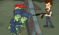 Awantura z zombie