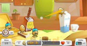 Atak wściekłych jajek
