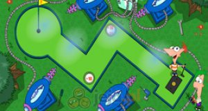 Phineas And Ferb: Golf