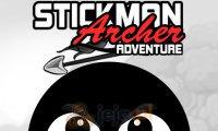 Stickman łucznik