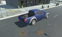 Jazda samochodem 3D