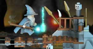 LEGO Hobbit: Dwór Króla Goblinów