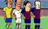 Piłkarskie gwiazdy odpalają