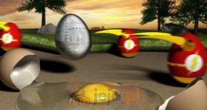Jajkowa ucieczka