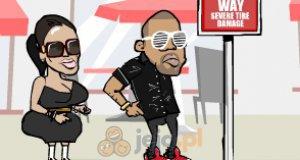 Kanye West kontra znak