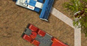 Parkowanie ciężkich wozów